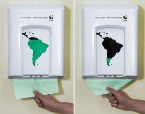 Reklama WWF