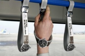 Reklama IWC's Big Pilot's Watch